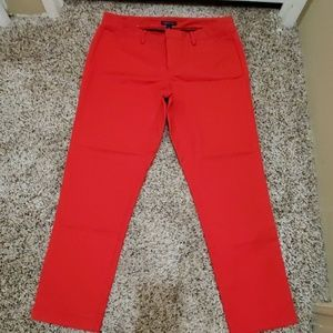Tommy Hilfiger ankle pants, size 10. NWOT